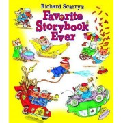 Richard Scarry's Favourite Storyboo by Richard Scarry