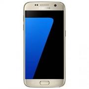 """Samsung Galaxy S7 Smartphone con pantalla de 5.1"""" (Bluetooth, Octa-Core, 4 GB de RAM, memoria interna de 32 GB, cámara de 12MP, Android) color oro"""