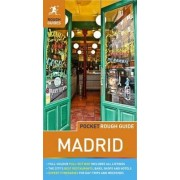 Pocket Rough Guide Madrid by Rough Guides
