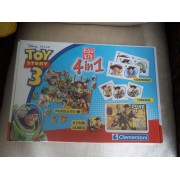 Edu Kit (4 In 1) Toy Story 3 Disney Pixar