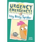 Itsy Bitsy Spider by Dosh Archer