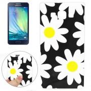 Chrysanthemum Pattern TPU Case for Samsung Galaxy A5