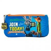 Disney zootropolis Trousse à crayons (Bleu)