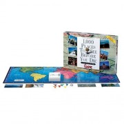 1,000 Places to See Before You Die Board Game by University Games