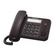 Telefon fix analogic cu memorie Panasonic KX-TS520FXB - Black