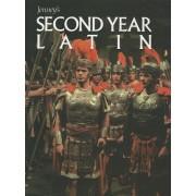 Jenney's Second Year Latin by Jr Charles Jenney