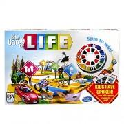 Hasbro Gaming 04000 - The game of life, juego de tablero (versión en inglés)