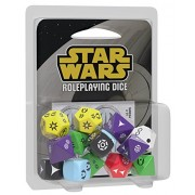 Fantasy Flight Games SWE04 Set di dadi Star Wars Edge of the Empire