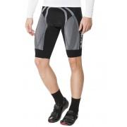 X-Bionic The Trick Biking Endurance Pants Short Men Black/White L Velohosen kurz ohne Tr