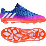 adidas Kinder-Fußballschuh MESSI 16.1 FG J - blue/ftwr white/solar or