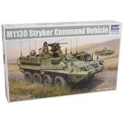 Modellino Carro armato M1130 Stryker Command Vehicle Scala 1:35