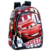 Disney Pixar Cars 37 cm Accélération Sac à dos (Rouge)