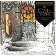 HBO`s Game Of Thrones Coloring Book()