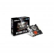 ASRock Motherboard Mini ITX DDR4 NA (H170M-ITX/AC)