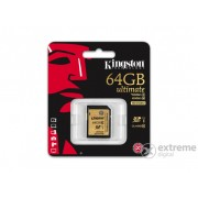Card memorie Kingston SDXC 64GB Class10 UHS-I Ultimate