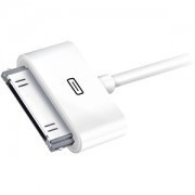 Duracell Apple 30 pin Sync & Charge Cable 1M (USB5011W)