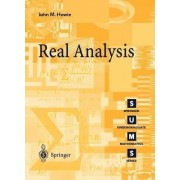 Real Analysis by John M. Howie