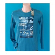 Camiseta de hombre Losan Casual m/l