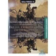 Falsul Don Quijote de la Mancha - Alonso Fernandez de Avellaneda