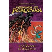 Boardgame Legends of Percevan, Volume 3: The Shadow of Malicorne