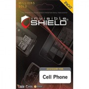 InvisibleShield for LG Genesis US760 - Maximum Coverage - Skin - Retail Packaging - Clear