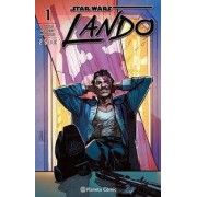 Star Wars, Lando 1 by Charles Soule