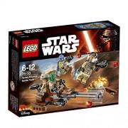 LEGO - Star Wars - 75133 - Pack de Combat des Rebelles