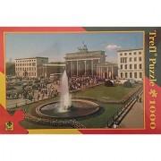 Trefl 1000-Piece Puzzle Brandenburg Gate and the Quadriga