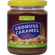 Crema de arahide cu caramel 250 gr Rapunzel