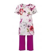 Ringella Dames pyjama bloemen Ringella