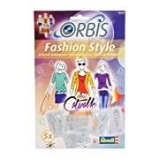 Revell Orbis Fashion Style Airbrush Stencil Set