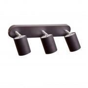 Plafoniera Eye Spot Graphite 3 6136 Nowodvorski