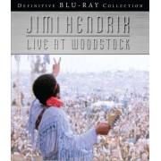 Jimi Hendrix - Live at Woodstock (0602517796447) (1 BLU-RAY)