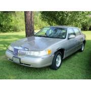Lemy blatniku Lincoln Town Car 1998-2002