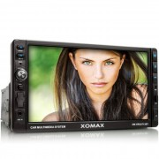 "XOMAX ""XOMAX XM-VRSU713BT Multimedia- und Entertaintmentsystem (B-Ware)"""