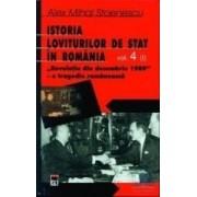 Istoria loviturilor de stat vol 4 partea 1 Revolutia din decembrie 1989 - Alex Mihai Stoenescu