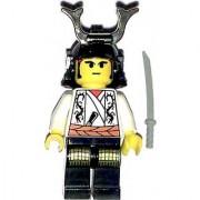 LEGO Ninja Minifig Ninja Shogun White