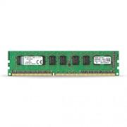 Kingston KVR13LE9S8/4 Memoria RAM da 4 GB, 1333 MHz, DDR3L, ECC CL9 DIMM, 1.35 V, 240-pin