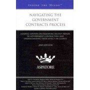 Navigating the Government Contracts Process 2010 by Multiple Contributors