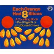 Each Orange Had 8 Slices by Paul Giganti