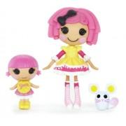 Mini Lalaloopsy - Sprinkle Spice Cookie & Crumbs Sugar Cookie - Mini Doll 7,5cm