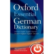 Oxford Essential German Dictionary by Oxford Dictionaries