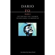 Fo Plays: Can't Pay? Won't Pay!, Elizabeth, The Open Couple An Ordinary Day v. 2 by Dario Fo