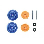Hight Speed Gear Set (for MS Chassis) (Gear Rate 4:1) Mini 4WD Grade Up Parts Series