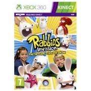 Rabbids Invasion, Compatibil cu Kinect (Xbox 360)
