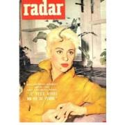Radar 520 Martine Carol. Charles Humez. Jean Cocteau