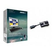 Software Davis Instruments WeatherLink USB con datalogger estándar