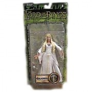 Lords of The Rings The Fellowship of The Ring 7 Inch Action Figure - Galadriel - Lady of Light