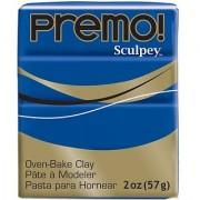 Polyform Premo! Sculpey Polymer Clay 2 Oz: Ultramarine Blue