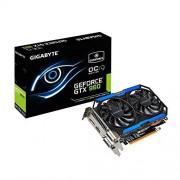 Gigabyte GV-N960OC-2GD NVIDIA GeForce GTX 960 2GB Carte Graphique NVIDIA GeForce GTX (960 4096 x 2160 Pixels 2GB GDDR5-SDRAM ; Bit 128)